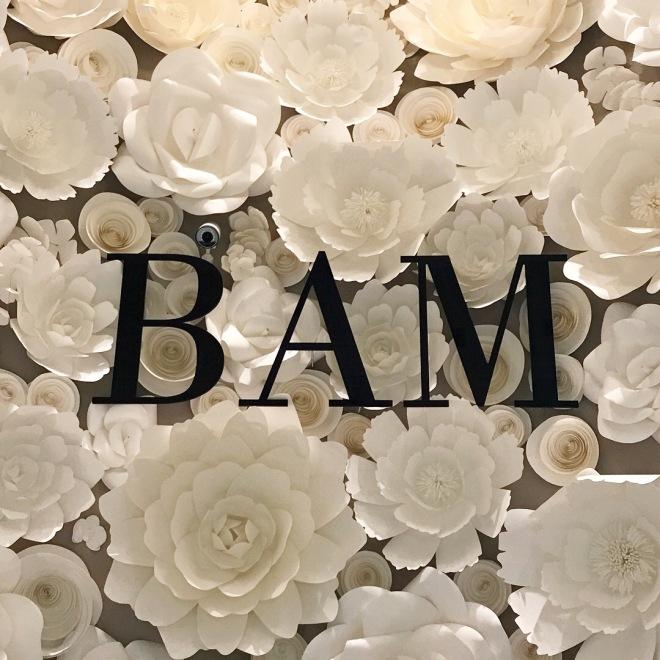 BAMFloral Wall