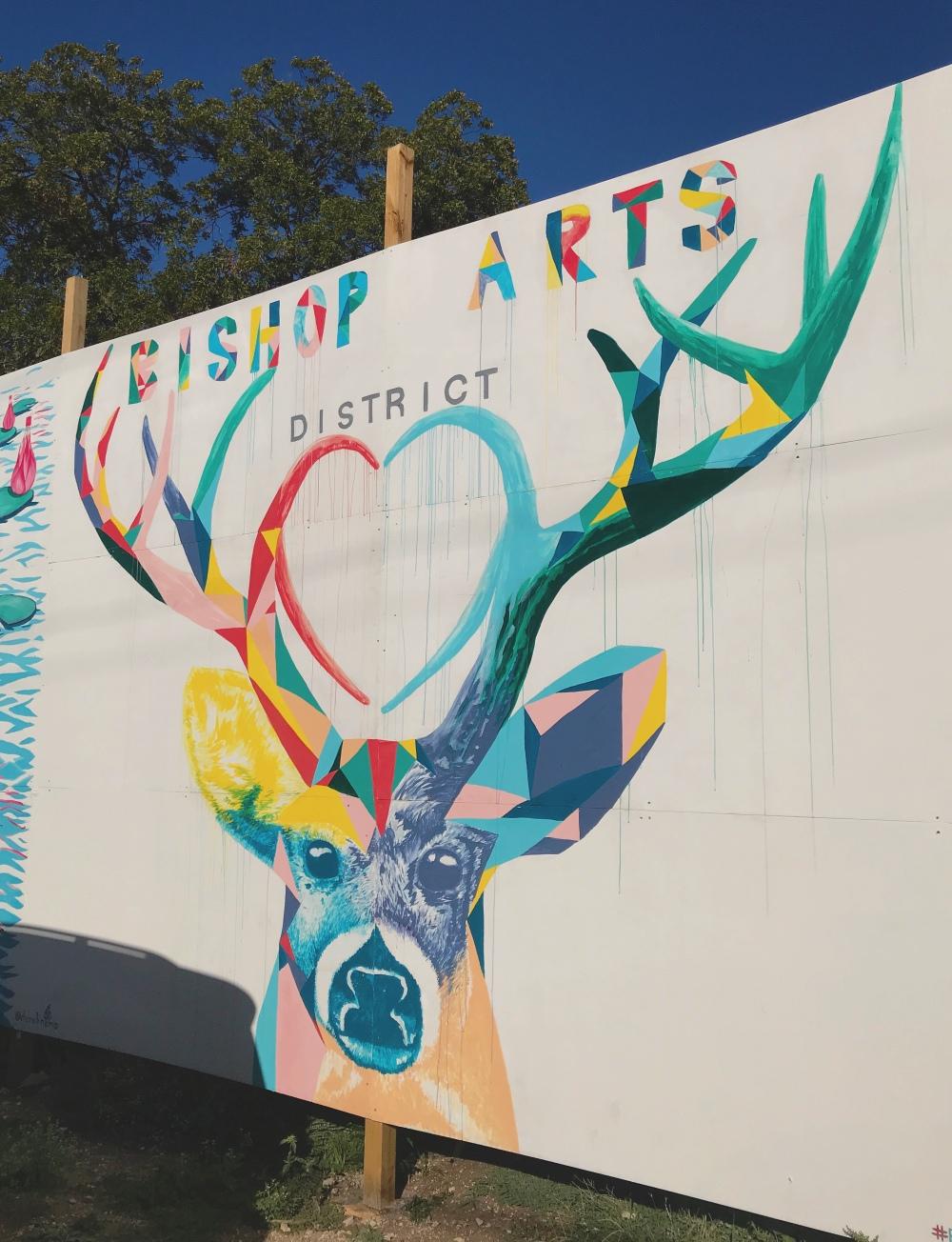 Bishop Arts Art
