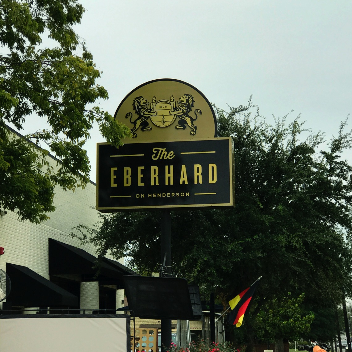 Eberhard Sign