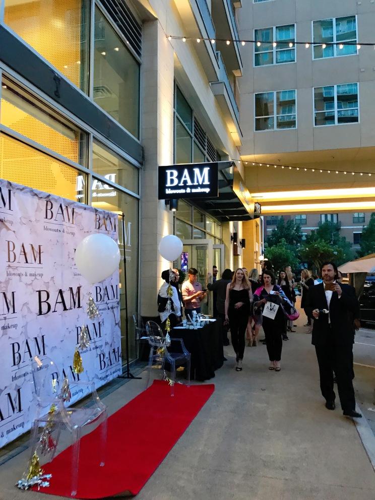 Entrance to BAM