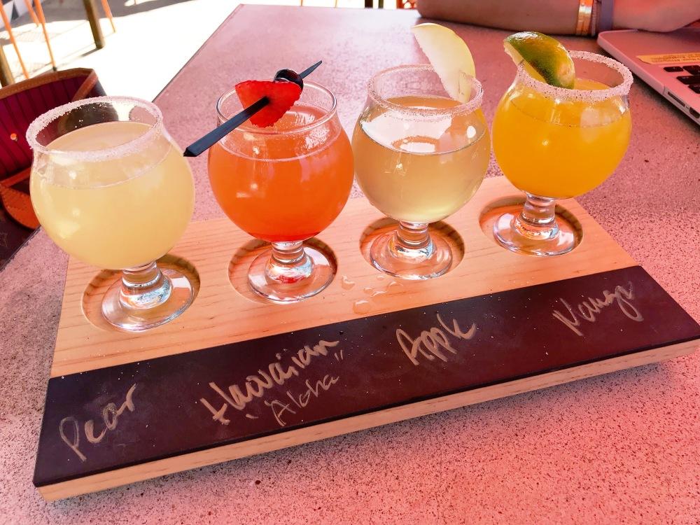 Halcyon Mimosa Flight