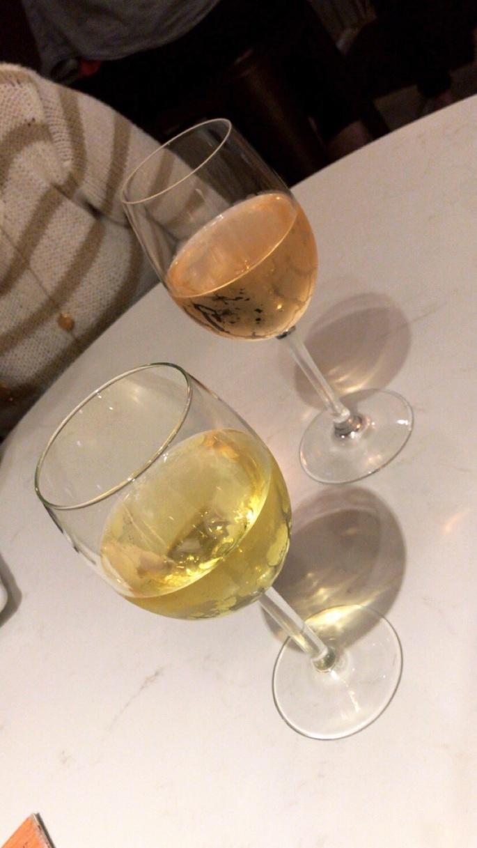 White Wine and Rose