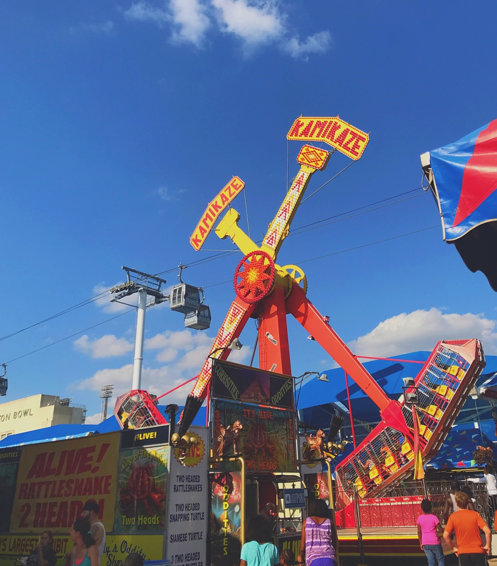 State Fair of Texas Carnival Ride