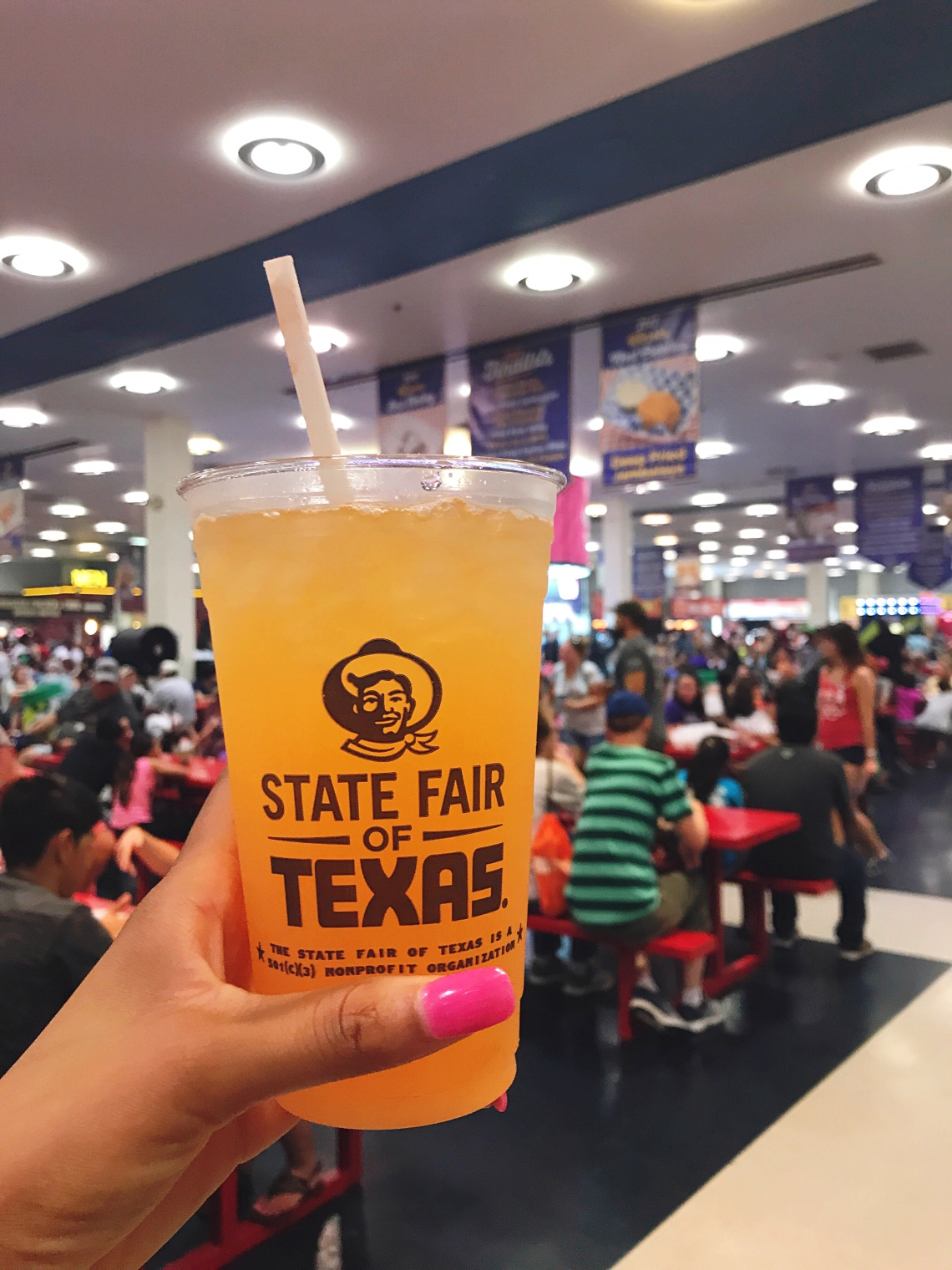 State Fair of Texas Fruiteria Fresca