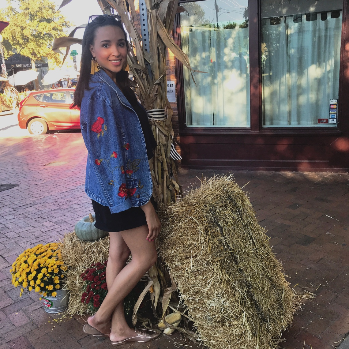 Madisen at Oak Cliff Pumpkinfest 2017