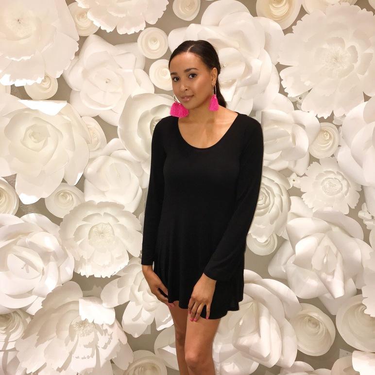 Madisen + Floral Wall.JPG