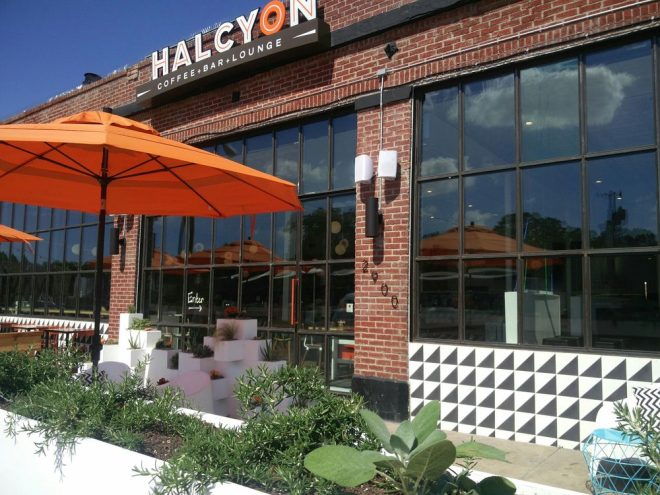 Halcyon Storefront