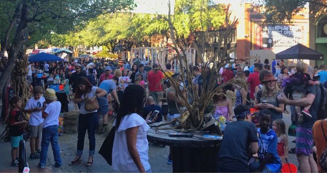Oak Cliff Pumpkinfest 2017-2