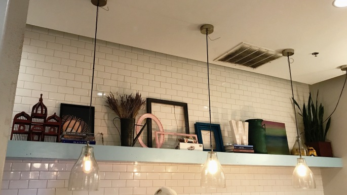 Whisk Crepe Cafe Decor
