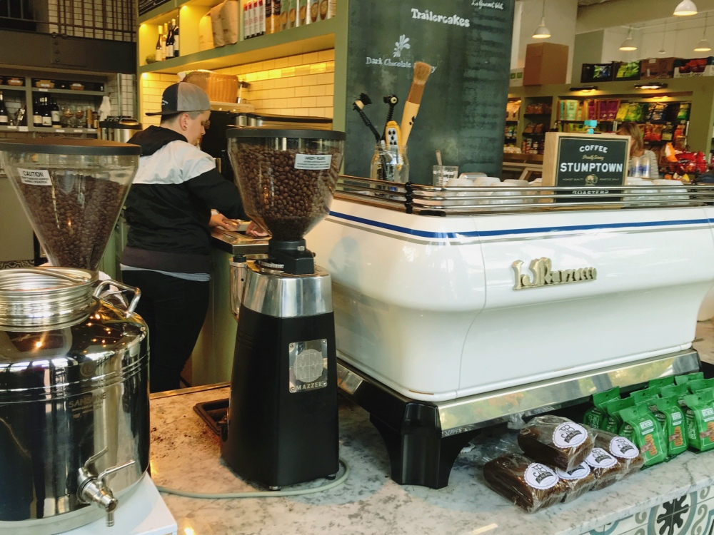 Royal Blue Grocery Coffee Shop