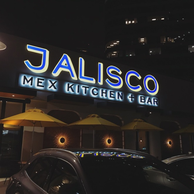 Jalisco Mex Kitchen + Bar