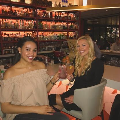 Madisen & Rachel at Jaliscos