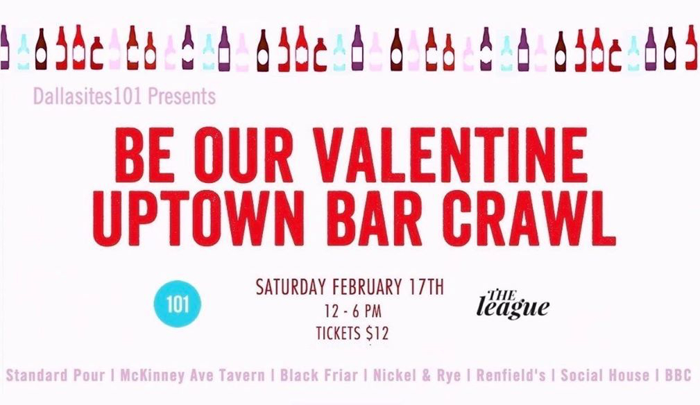 Dallasites101 Bar Crawl