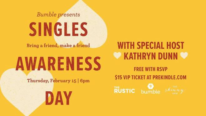 The Rustic - Single Awareness Day.jpg