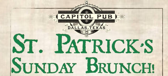 Capitol Pub Brunch