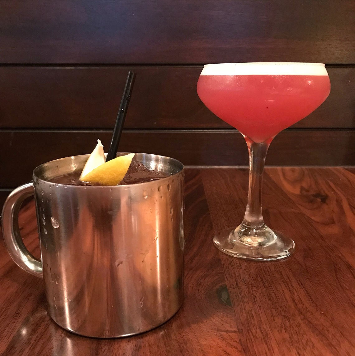 Cocktails - Lazy Dog