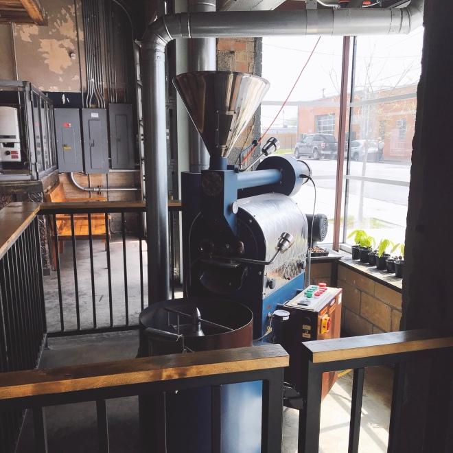 Davis Street Espresso - Coffee Grounder.jpg