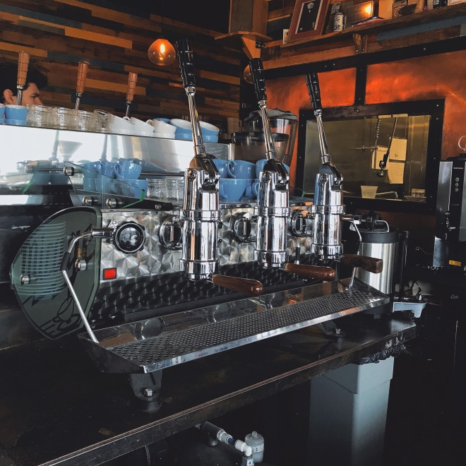Davis Street Espresso - Coffee Machine.JPG