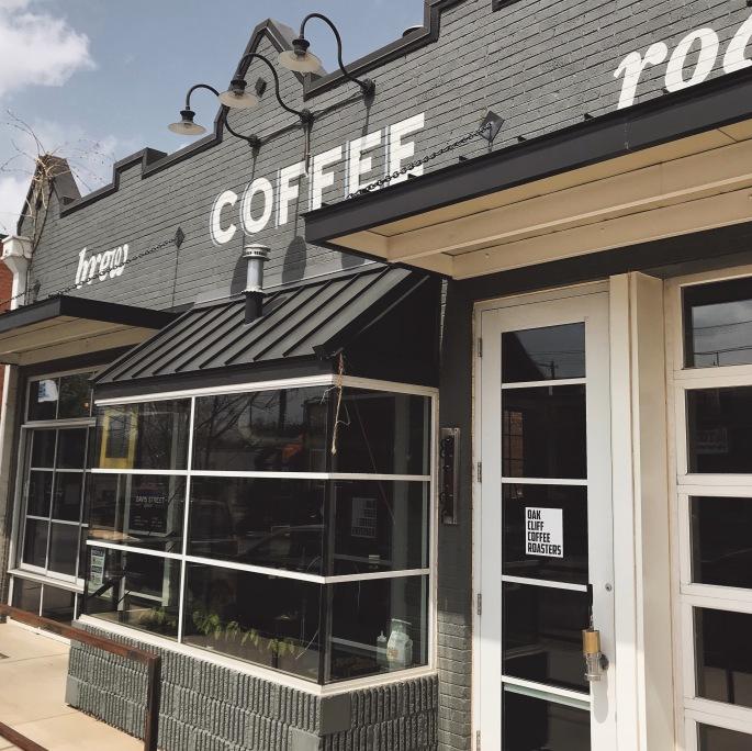 Davis Street Espresso - Front
