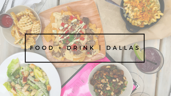 All About Last Night Food and Drink Dallas