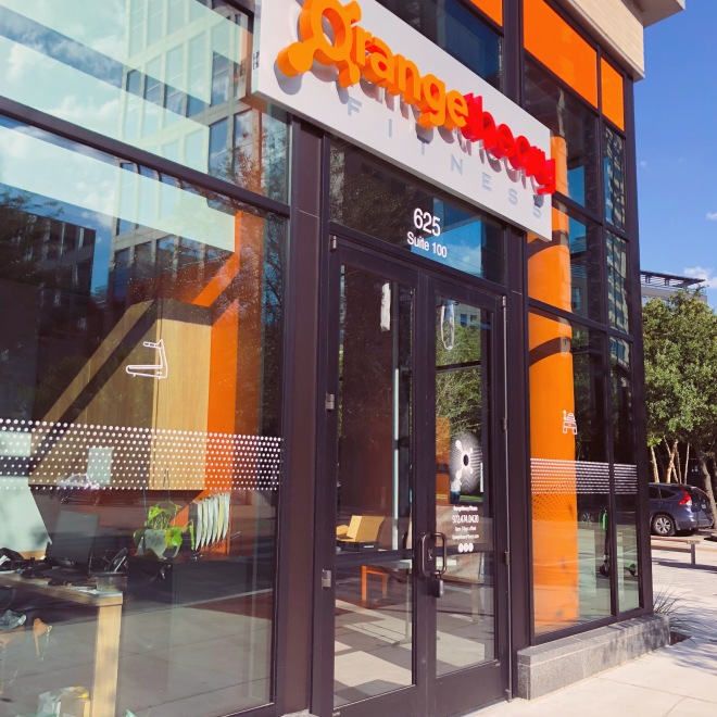 Orangetheory Fitness Victory Park Front of the Building.JPG